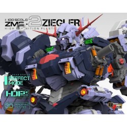 1/100 ZMS-2 Limited Solid Version(Blue)